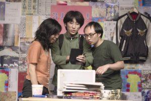 2007年 リトルモア地下 ©青木司